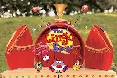 BBC, CBeebies, The Lingo Show