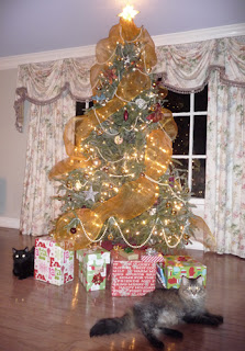 Pruitt Family Christmas Tree