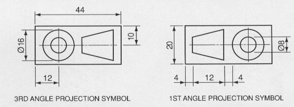 Third Angle Projection besides Orthographic Projection likewise Classwork Series And Exercise Basic Technology Jss3 Orthographic Projection further Meilleure Site html in addition 3. on first vs third angle projection