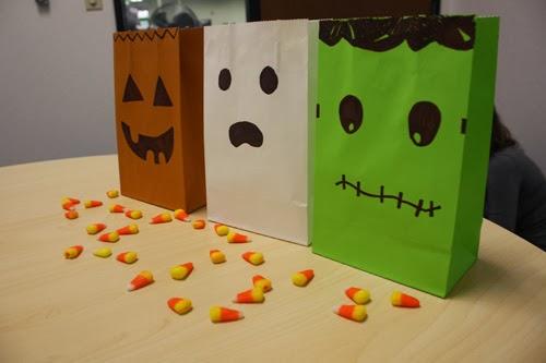 Halloween Bags miss pumpkin embroidered bag Halloween Countdown 6 Days 7 Easy Amp Fun Diy Halloween Bags