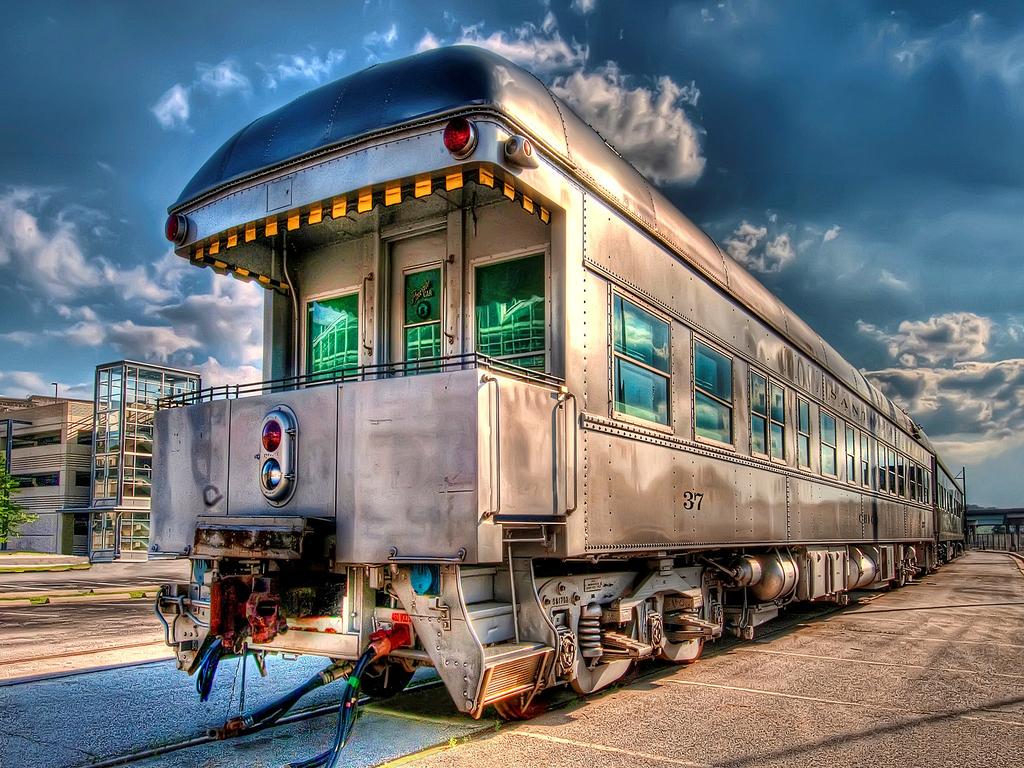 Clovisso Wallpaper Gallery KC Union Station Private Car