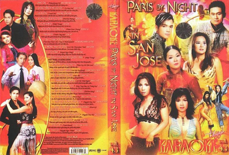 PBN Karaoke 43: In Sanjose (DVD9)