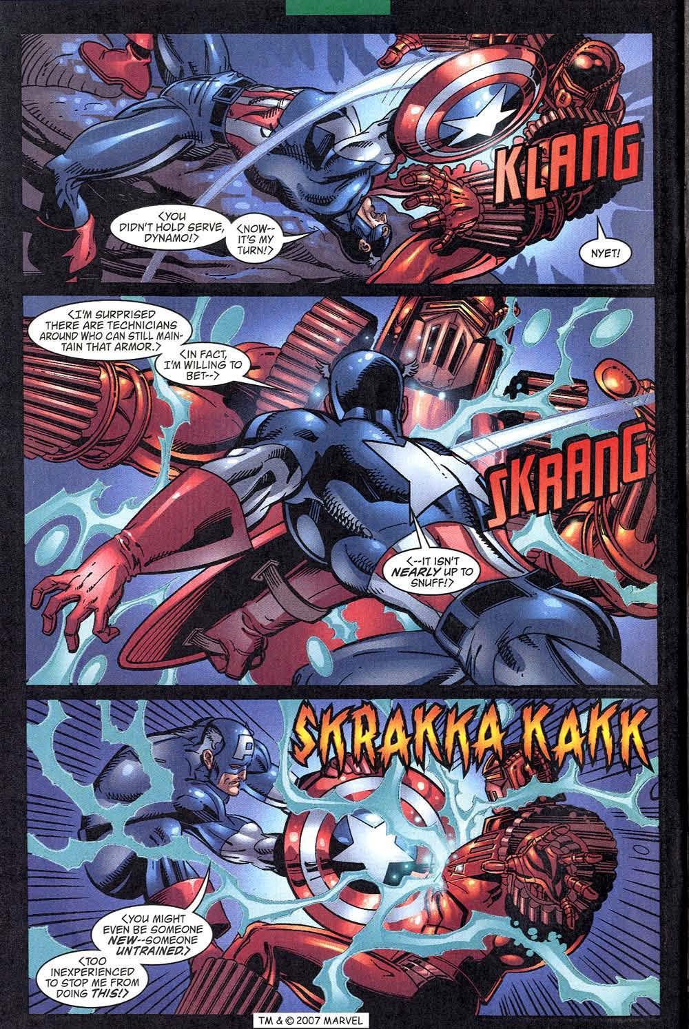 Captain America (1998) Issue #42 #49 - English 26