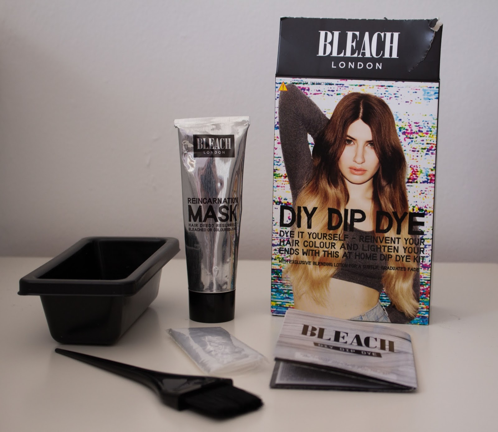 Bleach London Balayage Kit Review