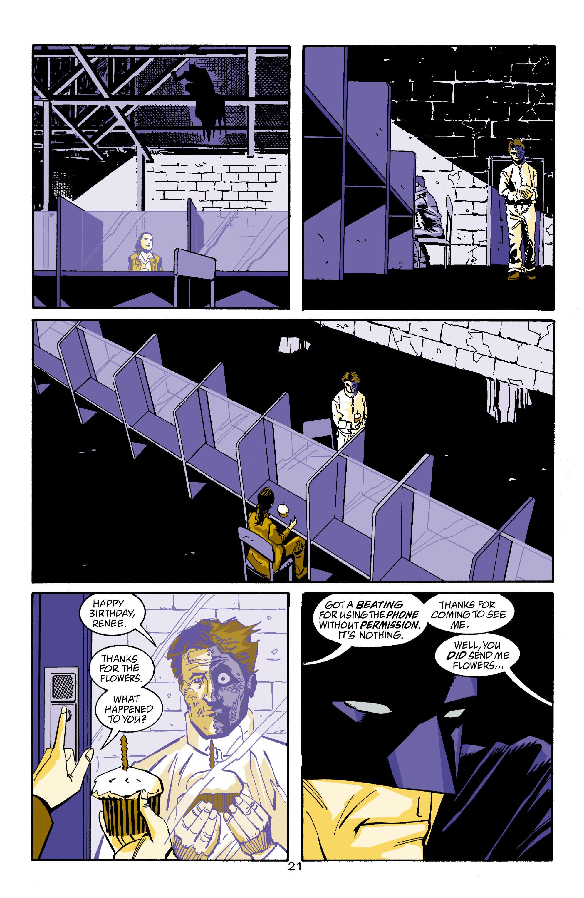 Detective Comics (1937) 747 Page 21