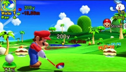 Mario Golf: World Tour Gratis Para 3DS
