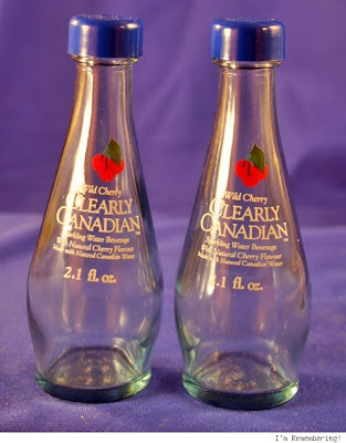 Clearly Canadian! I love the 80's www.thebrighterwriter.blogspot.com