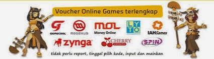 Wali Reload Pulsa Murah, Daftar Harga Voucher Game Online