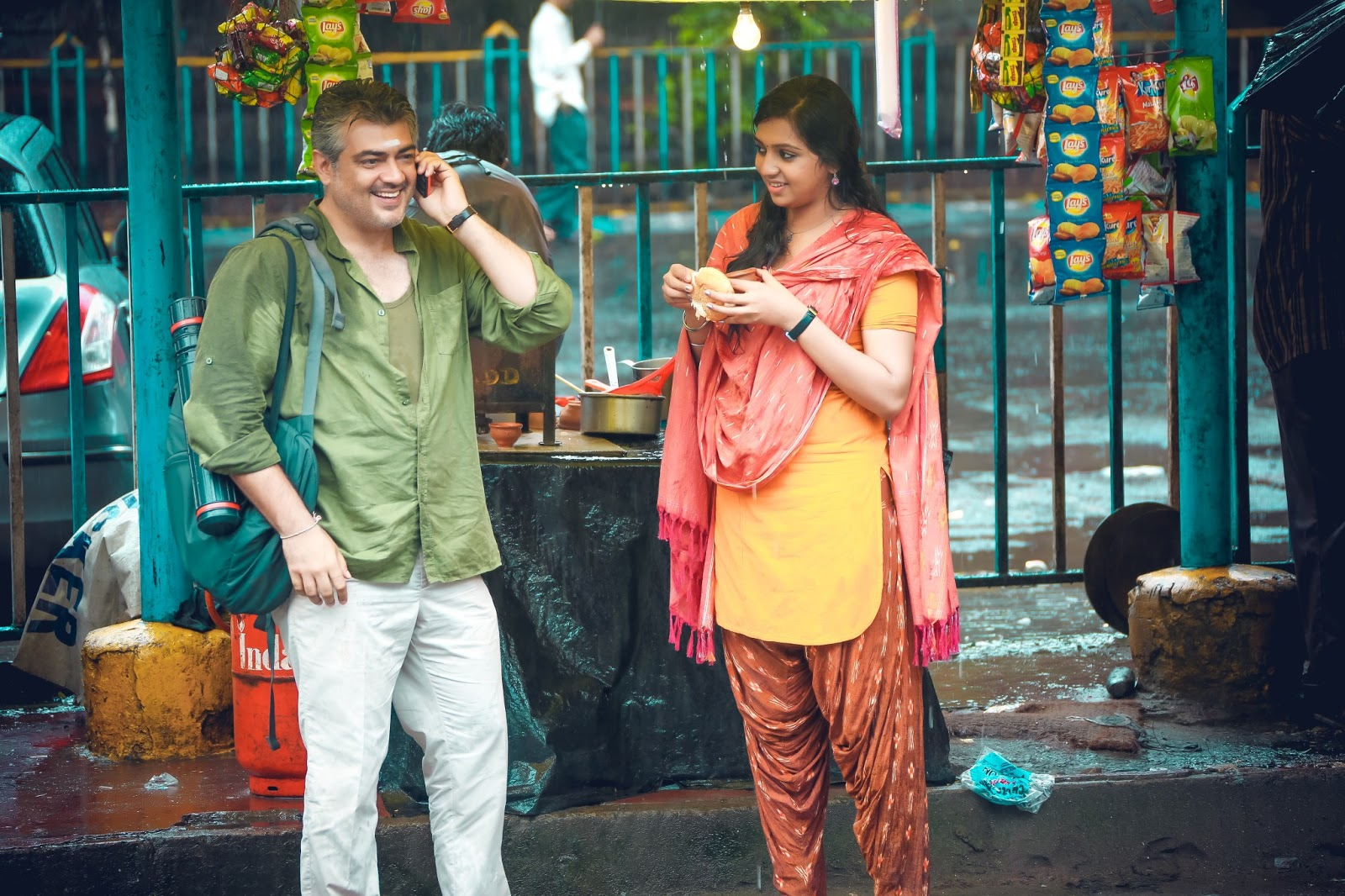 Thala Ajith's Vedhalam Tamil Movie Latest Photos Gallery