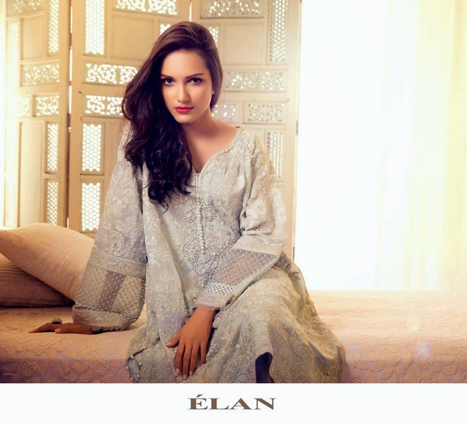 Elan Ready To Wear Eid Collection 2014