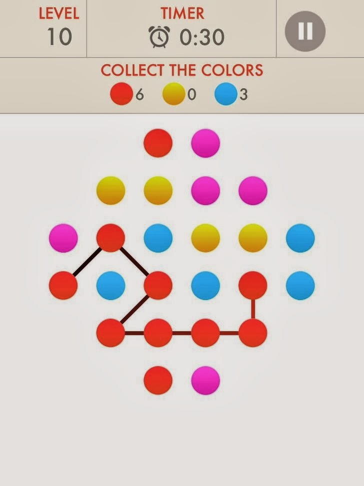 Match The Dots App iTunes App By IceMochi - FreeApps.ws