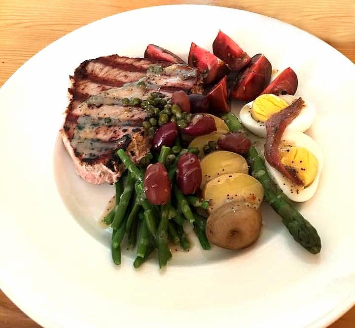 Salade Niçoise 106