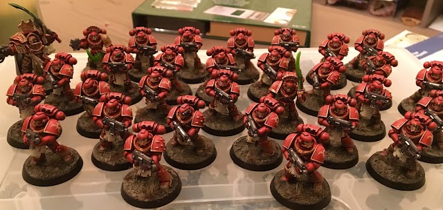 What's On Your Table: Thousand Sons