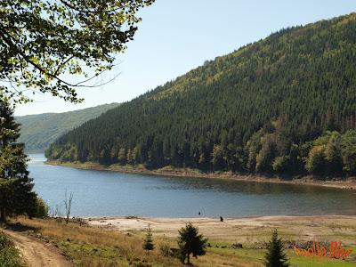 Lacul Zetea pescuit