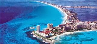 pantai cancun meksiko
