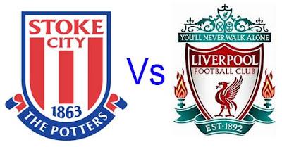 Prediksi Skor Stoke City vs Liverpool 27 Desember 2012