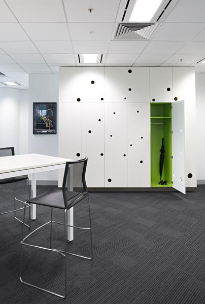 Objekt studio waterfront office brisbane for Office design brisbane