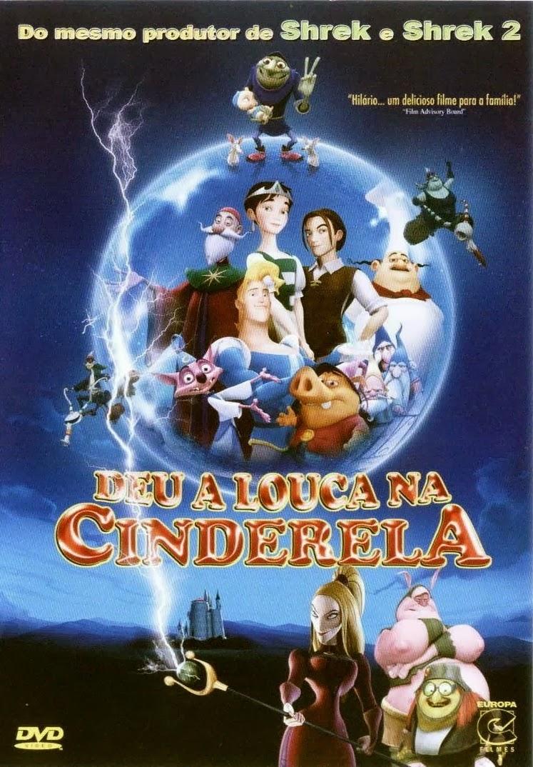 Deu a Louca na Cinderela – Dublado (2007)