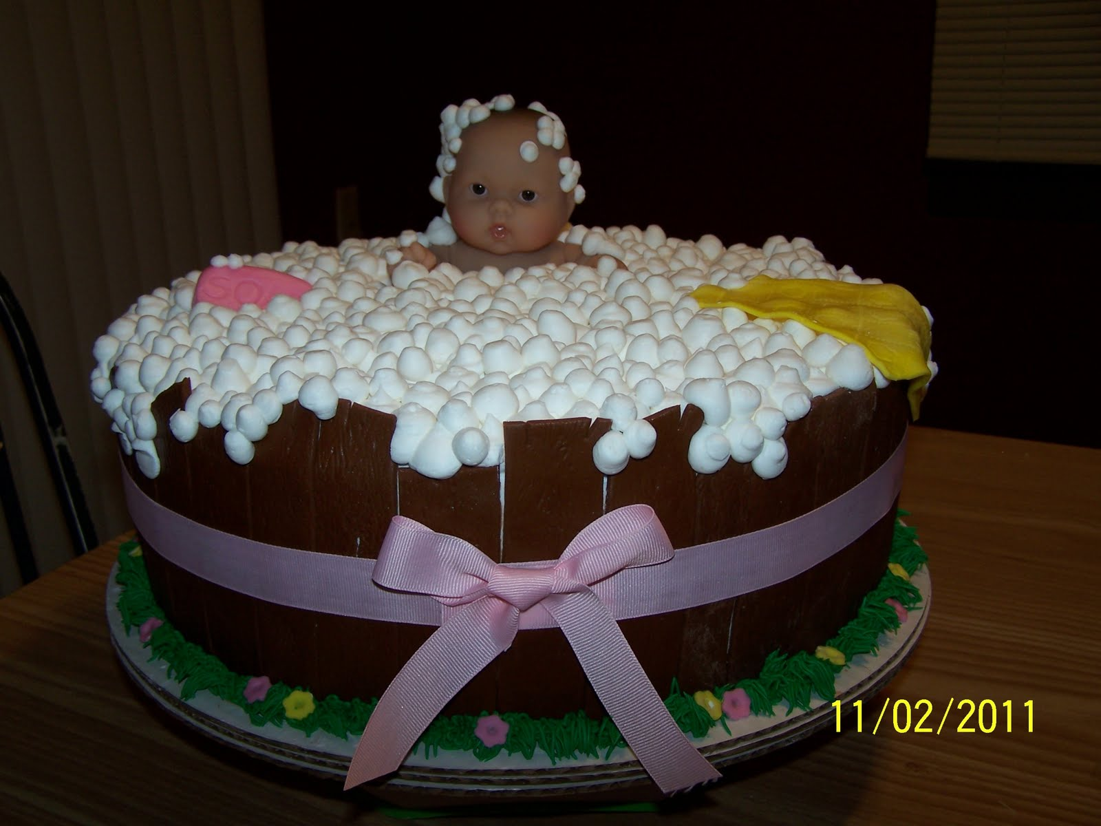 edee 39 s custom cakes baby shower cake
