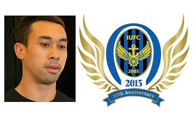 Mat Yo Dilamar Kelab Korea Incheon United FC?