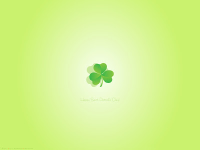 Free Download St. Patrick's Day PowerPoint Background 11