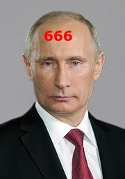 Vladimir Putin 666