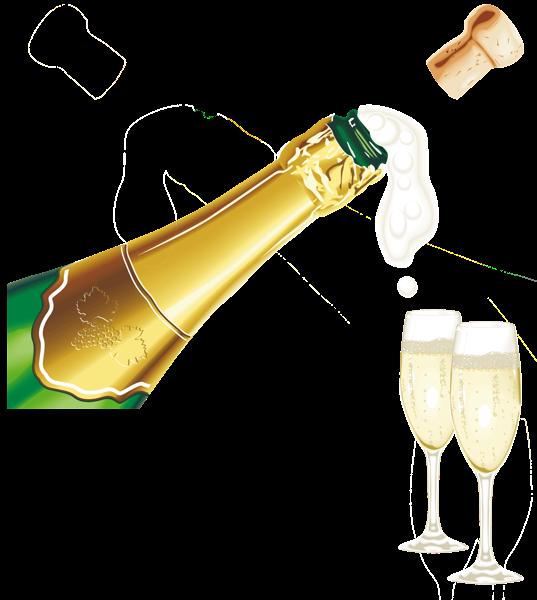 ForgetMeNot: champagne