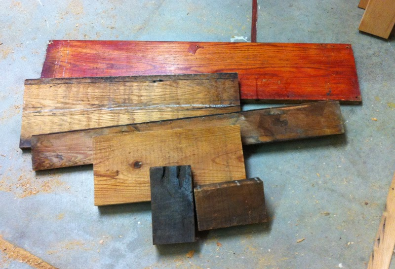 After carefully inspecting the wood for nails and screws using a metal  detector I jointed and planed the wood in my shop. I used the Lumber Wizard  4 to find ... - Digital Fabrication For Designers: Detroit Reclaimed Wood Guitar