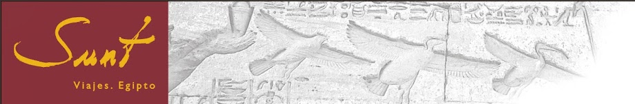 Blog Sunt Viajes Egipto - Agencia Especializada