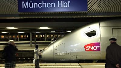 SNCF TGV Réseau, Alemania