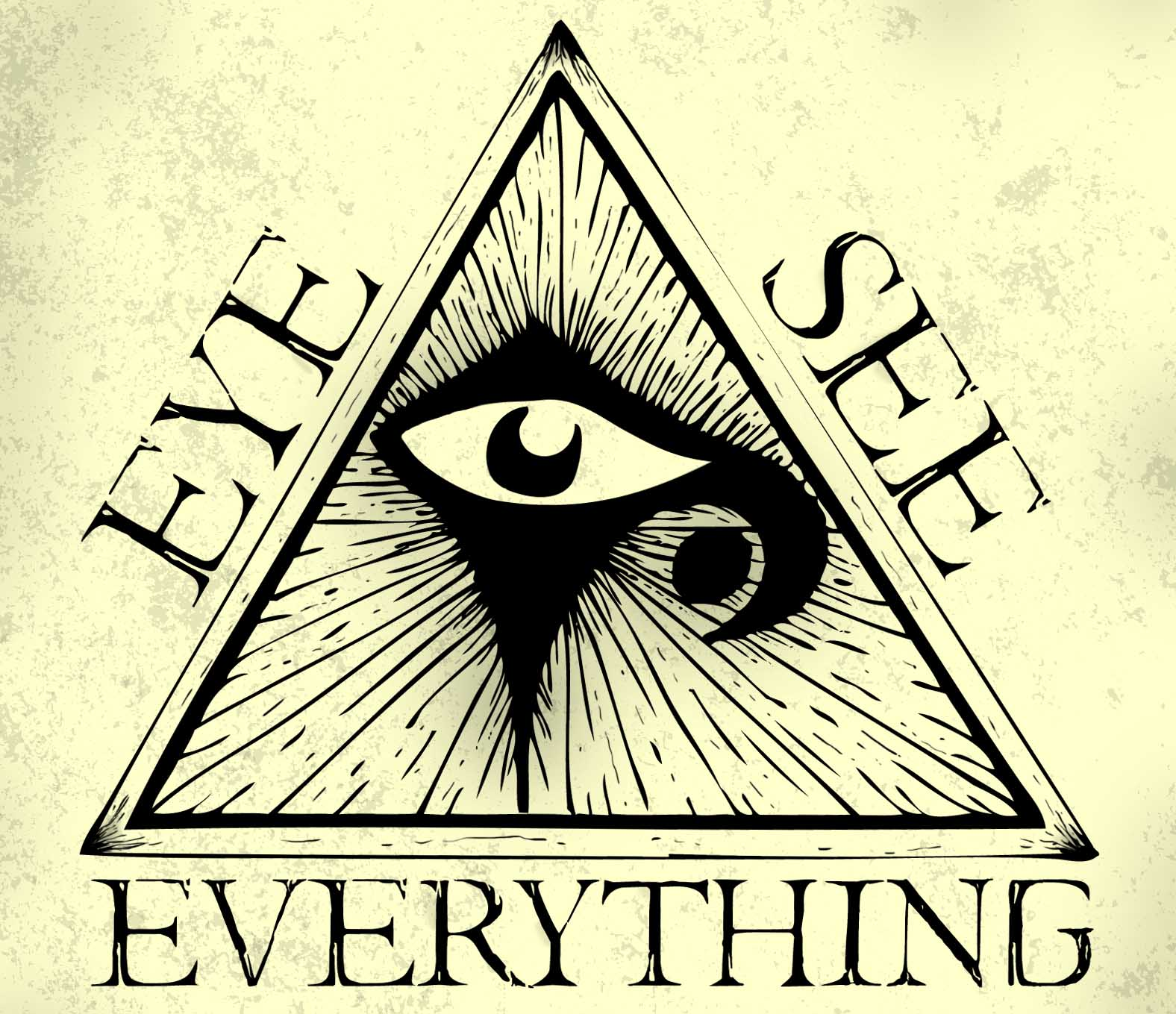The All Seeing Eye Symbol And Meaning Distruber