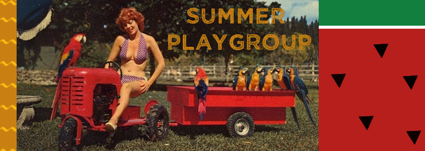 Summer Playgroup