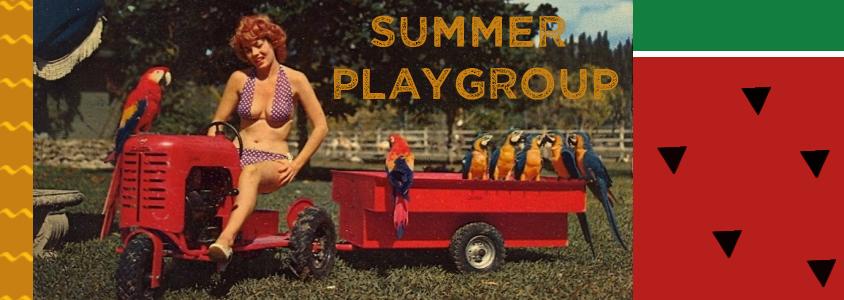 Summer Playgroup