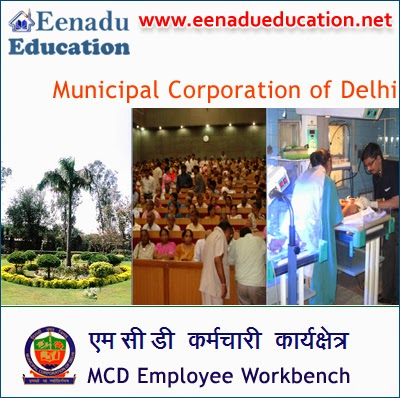 1532 posts in South Delhi Municipal Corporation @ Teacher posts on Contract