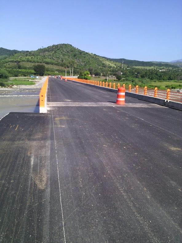 Nueva carretera y puentes BUI-Padre Las Casas, reducirán a 2 horas y media llegada a la capital