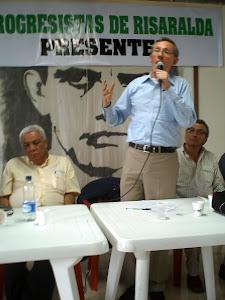 LA CAMPAÑA PRESIDENCIAL DE 2.014 YA EMPEZO: NAVARRO WOLFF