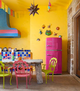 Creating a Colorful & Vibrant Kitchen
