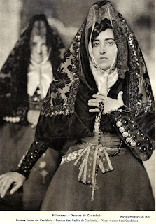Devotas de Candelario Salamanca de ortiz echague