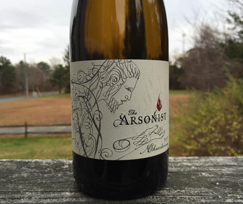 Matchbook The Arsonist 2013 Chardonnay