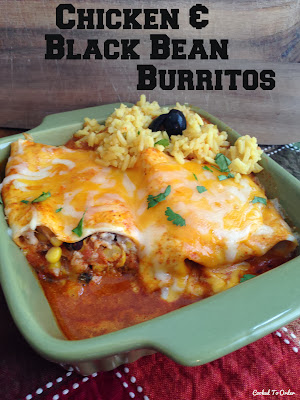 how to cook black beans for burritos