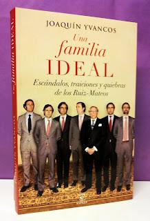 Portada del libro Una familia ideal