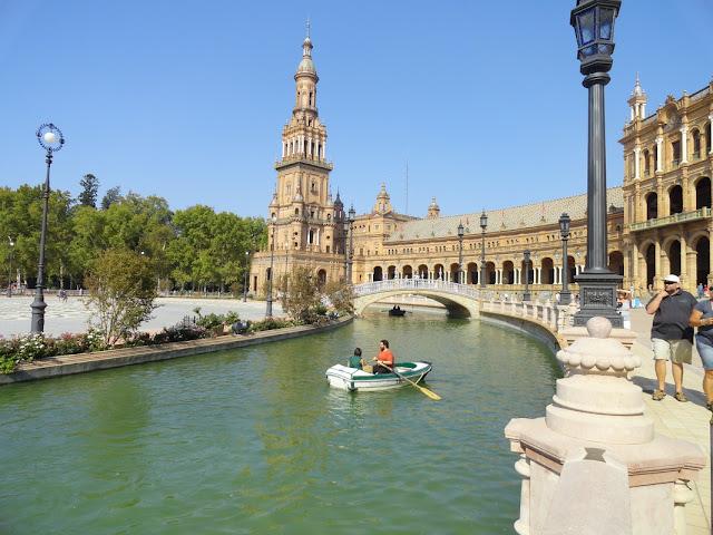 Clima em Sevilha