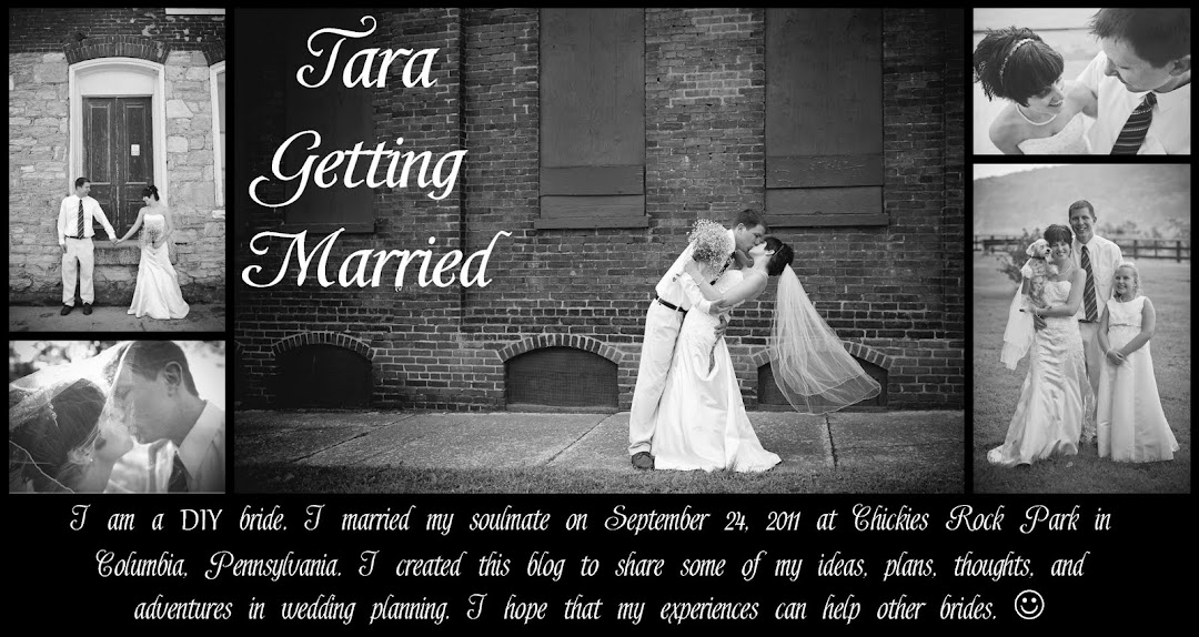 Tara Getting Married...