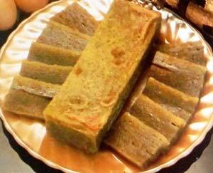 resep engkak ketan kue lapis khas palembang