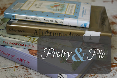 Host a simple morning of poetry and pie to ignite a passion for verse in your homeschool...here's lots of ideas and links.