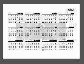 SSU 2014 Calendar