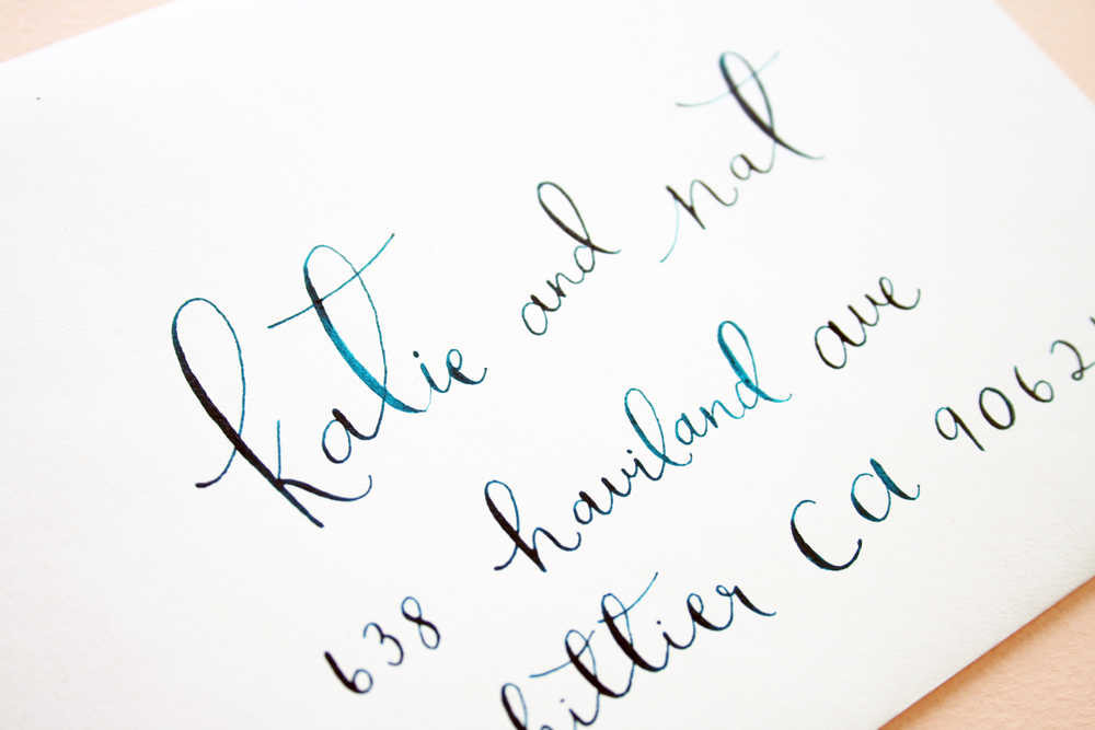 Paper Pastries New Calligraphy Styles