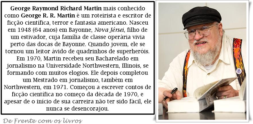 biografia de George R. R. Martin