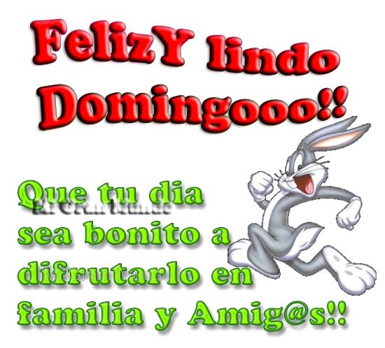... Domingo - Imágenes de facebook Postales Bonitas con frases para Amor