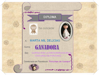 DIPLOMA CONCURSO DE FOFUCHAS